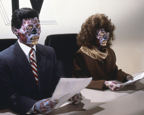 This is an image of Prints & Posters of They Live 202045