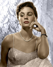 This is an image of Prints & Posters of Jean Simmons 202194