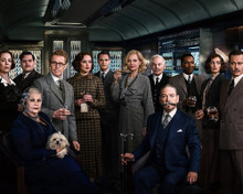 This is an image of Prints & Posters of Murder on the Orient Express 202201