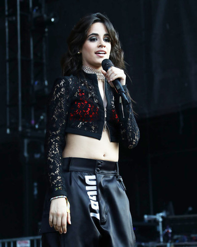 This is an image of Prints & Posters of Camila Cabello 202204