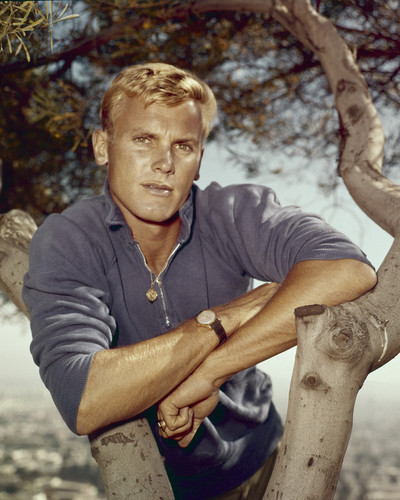 This is an image of Prints & Posters of Tab Hunter 202229