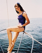 This is an image of 2894 Brooke Shields Photograph & Poster