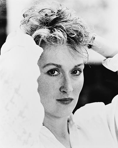 This is an image of 11466 Meryl Streep Photograph & Poster