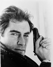 This is an image of 11580 Timothy Dalton Photograph & Poster