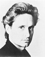 This is an image of 11729 Michael Douglas Photograph & Poster