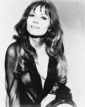 This is an image of 12018 Ingrid Pitt Photograph & Poster