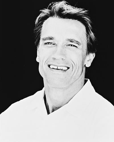 This is an image of 12260 Arnold Schwarzenegger Photograph & Poster