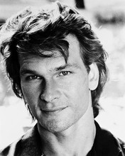 This is an image of 13345 Patrick Swayze Photograph & Poster