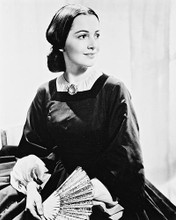 This is an image of 15095 Olivia De Havilland Photograph & Poster