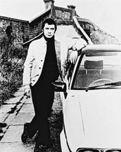 This is an image of 15346 Lewis Collins Photograph & Poster