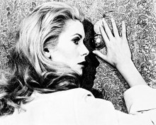 This is an image of Photograph & Poster of Catherine Deneuve 15363