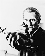 This is an image of 15414 Peter Cushing Photograph & Poster