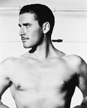 This is an image of 15661 Errol Flynn Photograph & Poster