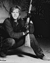 This is an image of 15789 Kiefer Sutherland Photograph & Poster