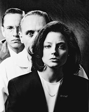 This is an image of 15979 The Silence of the Lambs Photograph & Poster