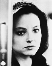 This is an image of 16067 Jodie Foster Photograph & Poster