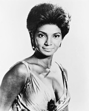 This is an image of 16134 Nichelle Nichols Photograph & Poster