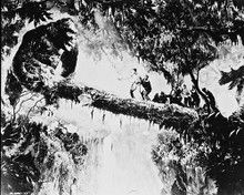 This is an image of 16584 King Kong Photograph & Poster