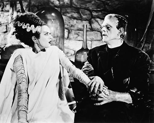 This is an image of 17599 Boris Karloff Photograph & Poster