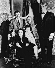 This is an image of 18009 The Addams Family Photograph & Poster