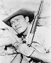 This is an image of 18031 Chuck Connors Photograph & Poster