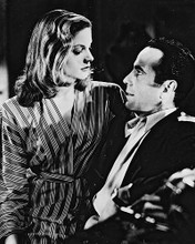 This is an image of 18144 Humphrey Bogart & Bacall Photograph & Poster