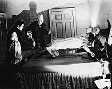 This is an image of 18293 The Exorcist Photograph & Poster