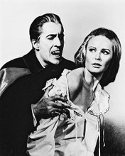 This is an image of 18308 Christopher Lee Photograph & Poster