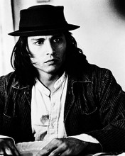This is an image of 18462 Johnny Depp Photograph & Poster