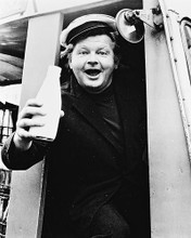 This is an image of 19326 Benny Hill Photograph & Poster