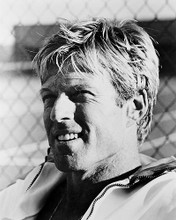 This is an image of 19376 Robert Redford Photograph & Poster