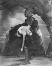 This is an image of 19769 The Creature from the Black Lagoon Photograph & Poster