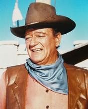 This is an image of 21916 John Wayne Photograph & Poster