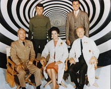 This is an image of 22285 The Time Tunnel Photograph & Poster