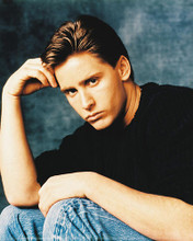 This is an image of 22390 Emilio Estevez Photograph & Poster