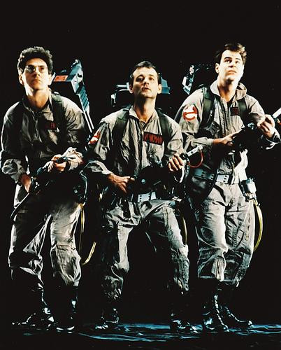 This is an image of 22588 Ghostbusters Photograph & Poster