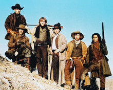 This is an image of 22640 Young Guns Photograph & Poster