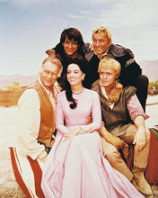 This is an image of 23234 The High Chaparral Photograph & Poster