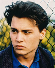 This is an image of 23771 Johnny Depp Photograph & Poster