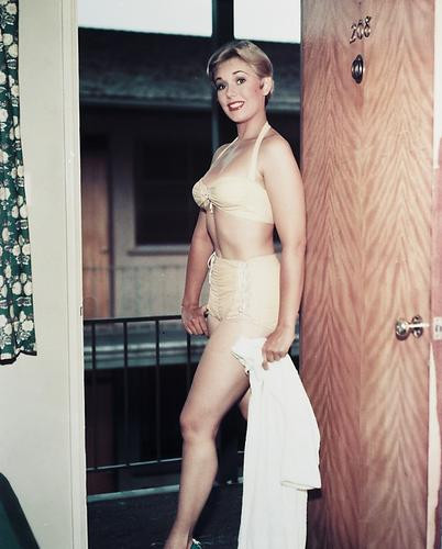 This is an image of 24348 Kim Novak Photograph & Poster