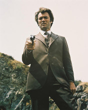This is an image of 24780 Clint Eastwood Photograph & Poster