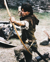 This is an image of 24840 Michael Praed Photograph & Poster