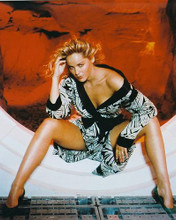 This is an image of 25915 Sharon Stone Photograph & Poster