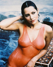This is an image of 25995 Barbara Carrera Photograph & Poster