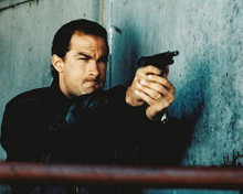 This is an image of 26693 Steven Seagal Photograph & Poster