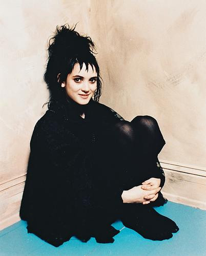 This is an image of 27212 Winona Ryder Photograph & Poster