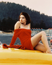 This is an image of Photograph & Poster of Beatrice Dalle 27664