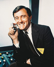 This is an image of 28098 Robert Vaughn Photograph & Poster