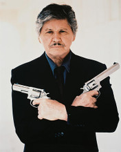 This is an image of 28514 Charles Bronson Photograph & Poster