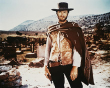 This is an image of 28551 Clint Eastwood Photograph & Poster
